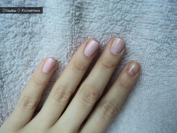 Лак для ногтей AVON  Эксперт цвета оттенок Pastel pink